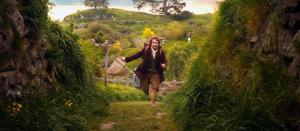 hobbit going on an adventure image